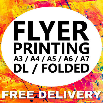 A5 Flyer Printing from 99p A5 Flyers Leaflets Printed Full Colour 170gsm Silk