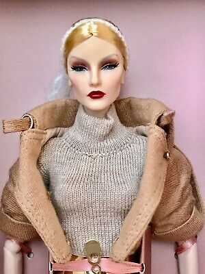 Fashion Royalty Elyse Jolie FR2 Outfit Red Purse Passion Week Integrity Doll