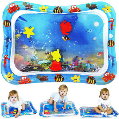 Inflatable Baby Water Mat Novelty Play for Kids Children Infants Funny 67*49cm