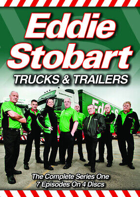 Eddie Stobart - Trucks and Trailers: The Complete Series 1 DVD (2015) cert E 4