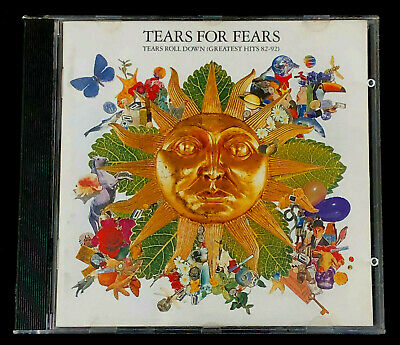 Tears For Fears - Tears Roll Down (Greatest Hits 82-92)  Cd