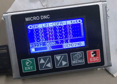 DNC DEVICE FOR CNC MACHING .USB//LAN to RS232//paralell SEND RECIEVE,DRIP FEED