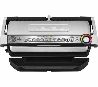 TEFAL OPTIGRILL XL GC722D40 Grill Stainless Steel & Black