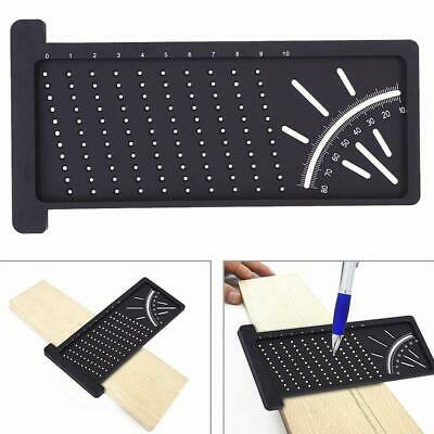 3D Measuring Tools Gauge Ruler Square Mitre Angle Size For Woodworking Useful