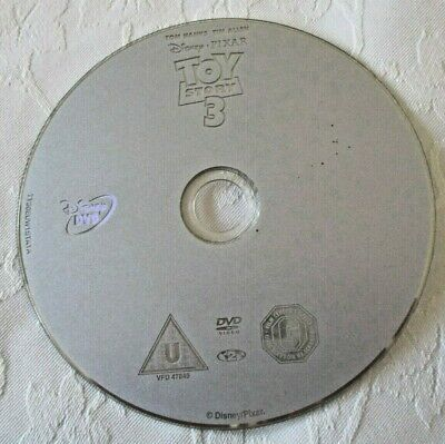 Toy Story 3 DVD (2010) Lee Unkrich cert U ~ Disc Only