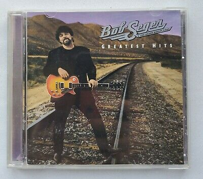 Bob Seger and the Silver Bullet band -Greatest Hits CD