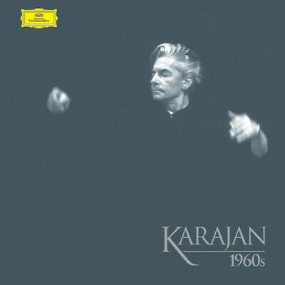 KARAJAN 1960s - THE COMPLETE 1960s ORCHESTRAL RECORDINGS - 82 CD BOX SET