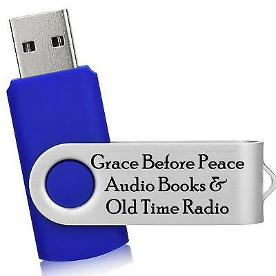 Philip Marlowe Old Time Radio Show OTR 109 Episodes on USB for Car & Home