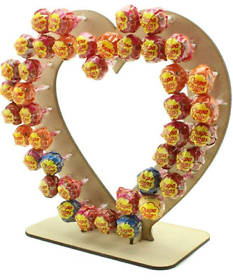 Y43C Lollypop TREE Sweet Party Table Display Stand Holder Birthdays Party CANDY