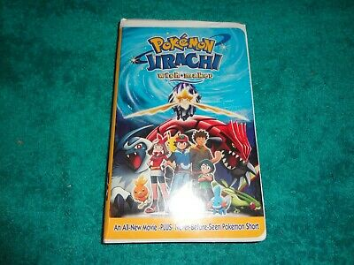 Pokemon Jirachi Wish Maker New Dvd 7 86 Picclick