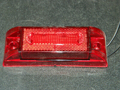 Clearance Light for Timpte 030-45975 Red~Peterson M187R w// Delphi Connector