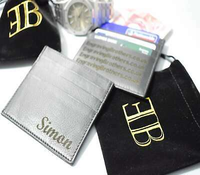 Money Clip Wallet Personalized Engraving Included Caduceus Medical Symbol
