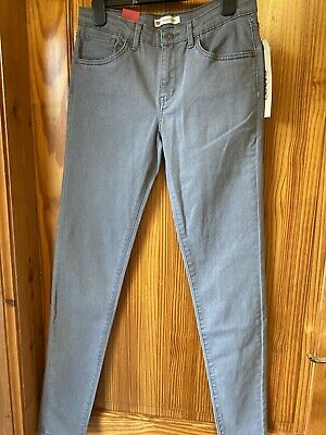 BOYS LEVIS 710 SUPER SKINNY FIT JEANS  SIZE 16 YEARS Levi New Tags