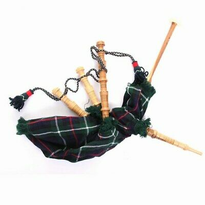 Trophy Junior Bagpipe GV-W600  Aerophone Wind  Woodwind