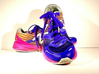 NEW BALANCE RC 1400V4 Running Shoes Women Size 8.5 Athletic Purple ...