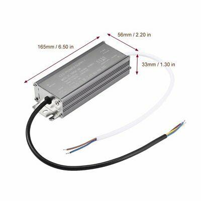 2100mA ±5% 70W Waterproof IP65 LED Lighting Constant Current Power Supply