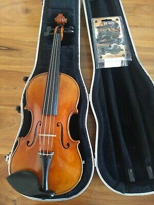 Violin 3 years old with Knilling Perfection Planetary Pegs