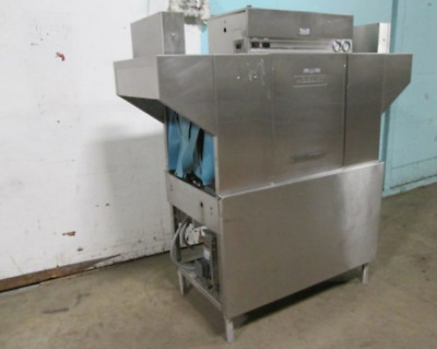 Hobart C44A Conveyor Dishwasher - Right to Left