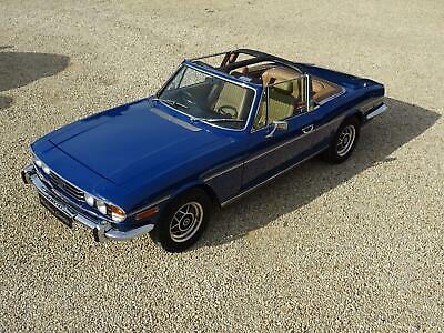 Triumph Stag: Full Restoration/Automatic