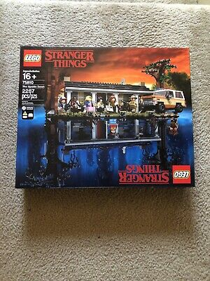 LEGO The Stranger Things: The Upside Down (75810)