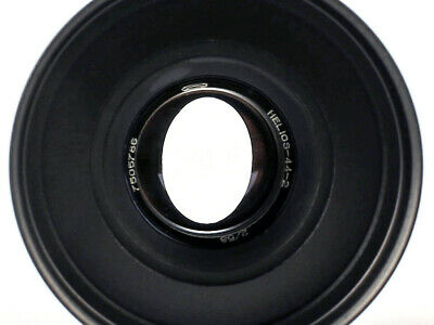 Anamorphic Bokeh Silver Full Frame Lens Helios 44-2 58mm F2 with PL mount