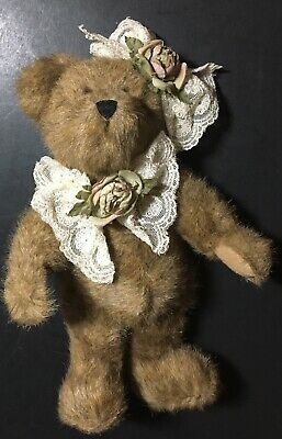 """Judith G Collection Boyds Jump Rope Bear RARE 1999-1999 7/"""" Combined Shipping"""