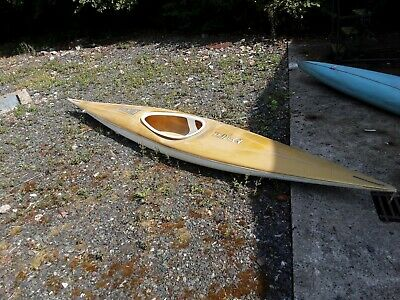 Riber 12.8ft Long Starter Pack Canoe Two Man Lightweight Construction