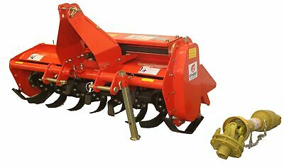 "48"" Offsetable 3-point Rotary Tiller FH-TL125"