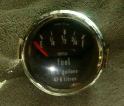 Smiths Fuel Gauge 10 Gallons 45 Litres Classic Vintage Bf 2218 00 Uk 12 95 Picclick Uk
