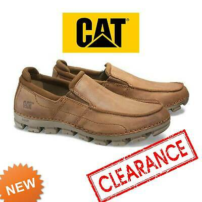 CAT Footwear Relente Leather Loafer shoe adult caterpillar New comfort quality