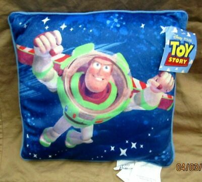 DOUBLE SIDED NEW TOY STORY MOVIE FABRIC PENCIL CASE STATIONERY BUZZ WOODY UNIQUE