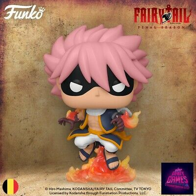 Fairy Tail - Etherious Natsu Dragneel (E.N.D.) Funko Pop! Now Shipping
