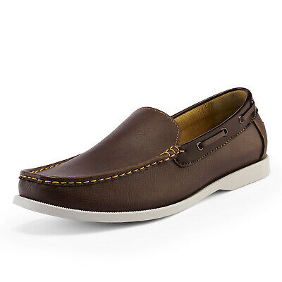 Bruno Marc Mens Loafers Boat Slip On Driving Moccasins Deck Driving Penny Shoes