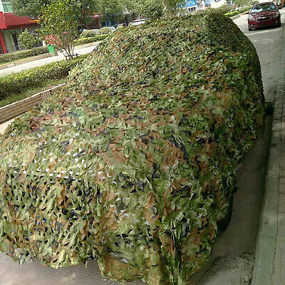 Filet Camouflage Net Camo feuilles masquer cache sport jungle camping chasse tir