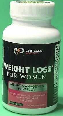 Keto Weight Loss Women Weight Management Formula Capsules Limitless Energy NEW
