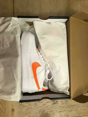 Bn Nike Air Force 1 Shadow Total Orange Eu39 Uk5 5 Original Box W Tags Eur 160 00 Picclick Fr The nike air force 1 shadow white total orange releasing in women's sizing during 2020 for $110. picclick
