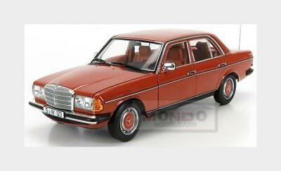 Mercedes Benz E-Class 200 (W123) 1980 English Red NOREV 1:18 B66040653