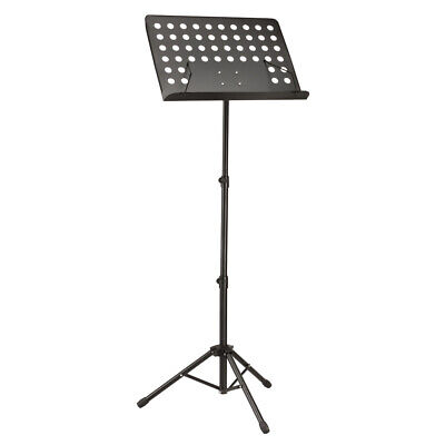 Soundsation SPMS-100 Heavy Duty Orchestral Lectern Conductor Sheet Music Stand