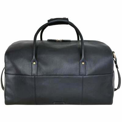 Hidesign Charles Leather Cabin-sized Duffel Bag