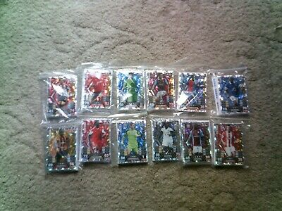 Match Attax  Team Sets - 2013/14 Season - includes 2 Foils & Manager