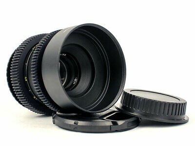 Helios 44-2 58mm F2 Prime Standard lens Full Frame with Canon EF mount
