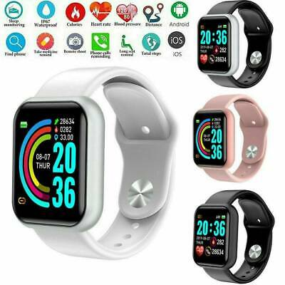 USA Waterproof Bluetooth Smart Watch Phone Mate For iphone IOS Android Samsung j