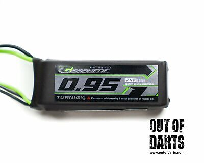 Turnigy Graphene PANTHER 2s 950mAh 75c LiPO pack (JST-SYP-2P connector)
