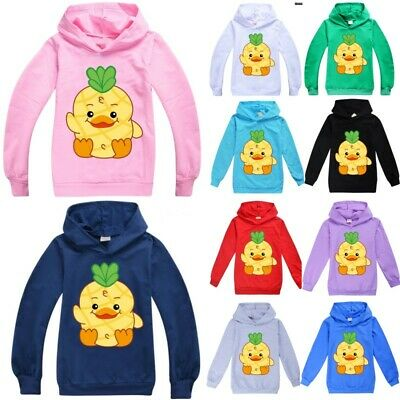 Georgie Kids Hoodie Moriah Elizabeth Youtuber Gift Boy Girl Hooded Pullover Tops