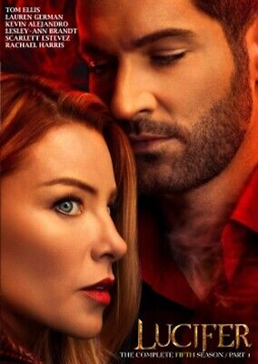 Lucifer Season Five  Box Set New - Disc Set (5) Pre Order.