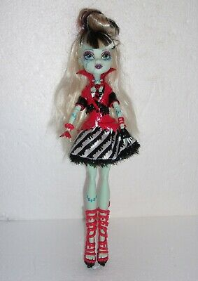 Monster High Frankie Stein Doll – Sweet Screams