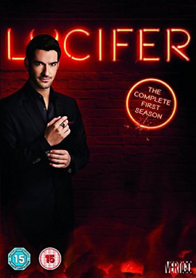 Lucifer - The Complete First Season Dvd New