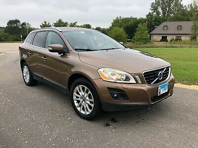 2010 Volvo XC60 T6 2010 Volvo xc60 t6  3.0l turbo AWD Brown  LOADED WITH ALL THE BELLS AND WHISTLES