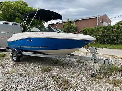 """2014 Sea Ray 190 Sport With """"Only 90 Hours"""""""
