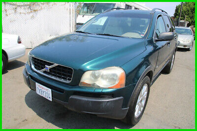 2004 Volvo XC90 T6 2004 Volvo XC90 AWD w/ 3rd Row Seating Automatic 6 Cylinder Turbo NO RESERVE